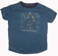 Rowdy Sprout Def Leppard Pyromania Vintage T-Shirt (Infant and Toddler Sizes)