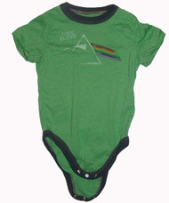 Rowdy Sprout Pink Floyd Dark Side of the Moon Snapsuit