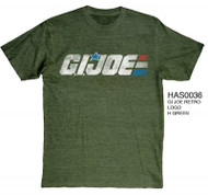 Vintage Style GI Joe Mens Tee Shirt
