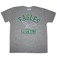 Mens Triblend NFL Philadelphia Eagles T Shirt by Junk Food Clothing