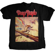 Deep Purple Storm Bringer Mens T-Shirt
