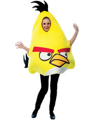 Angry Birds Yellow Bird Adult Unisex Costume