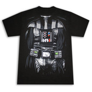 Star Wars Darth Vader Suit Costume T-Shirt