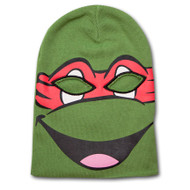 Teenage Mutant Ninja Turtles Raphael Ski Mask Knit Beanie