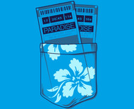 Two Tickets to Paradise T Shirt