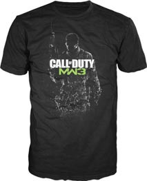 Call of Duty Modern Warfare 3 Gunner Mens T-Shirt