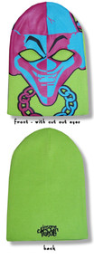 Insane Clown Posse Carnival Cut Out Ski Mask