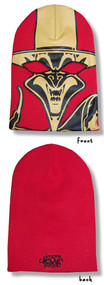 Insane Clown Posse Ringmaster Cut Out Ski Mask