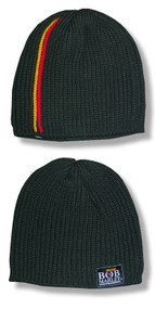 Bob Marley Striped Beanie