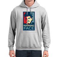 MANNING FACE HOODIE