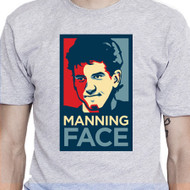 MANNING FACE T-SHIRT