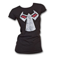 Bane Womens Black T-Shirt