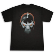 Bane Face Black Mens T-Shirt