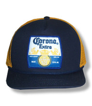 Corona Patch Truckers Cap