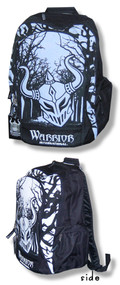 MMA Warrior Helmet Back Pack