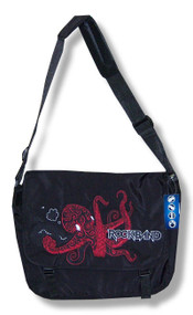 Rock Band Octopus Messenger Bag