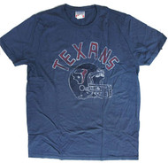Junk Food Houston Texans Kick Off Crew Mens T-Shirt