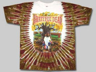 GRATEFUL DEAD RIP VAN WINKLE MENS TEE