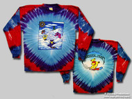 GRATEFUL DEAD SNOW BEARS MENS LS