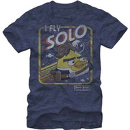 Star Wars Angry Birds Fly Solo T-Shirt