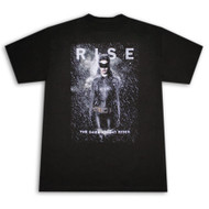 Catwoman Rise Batman Dark Knight Rises Mens T-Shirt