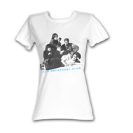 The Breakfast Club Group Shot Womens Tee Shirt