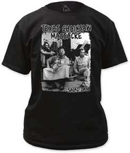 TEXAS CHAINSAW MASSACRE SALAD DAYS MENS TEE