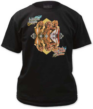 MOTT THE HOOPLE ROCK AND ROLL QUEEN MENS TEE