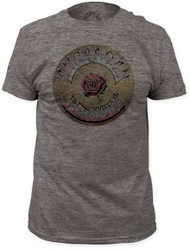 GRATEFUL DEAD AMERICAN BEAUTY MENS FITTED TRI-BLEND TEE