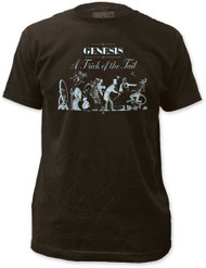 GENESIS TRICK OF THE TAIL FITTED JERSEY TEE