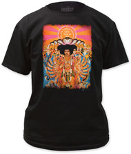 JIMI HENDRIX AXIS: BOLD AS LOVE MENS TEE