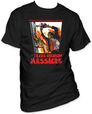TEXAS CHAINSAW MASACRE WHAT HAPPENED IS TRUE MENS TEE