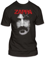 FRANK ZAPPA ZAPPA MENS FITTED JERSEY TEE