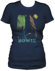 DAVID BOWIE GUITAR JUNIORS TEE