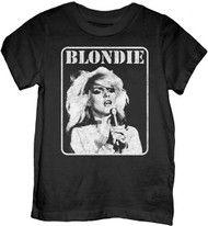 BLONDIE PRESENTE POSTER TODDLER TEE