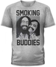 CHEECH AND CHONG BUDDIES MENS TEE