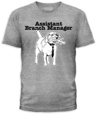 ASSISTANT BRANCH MANAGER MENS TEEMENS TEE