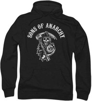 Sons of Anarchy Reaper Super Soft Hoodie