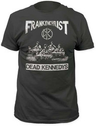 Mens The Dead Kennedys Frankenchrist Tee Shirt