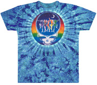 Grateful Dead Dance Your Face Adult T-shirt or Short Sleeves T-shirt