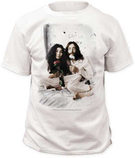 Mens John Lennon in Bed Tee Shirt