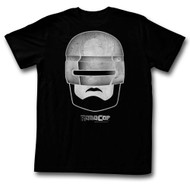 Robocop Tee Shirt in Black