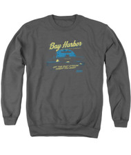 Adult Dexter Moonlight Fishing Crew Neck Sweatshirt
