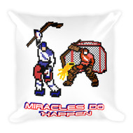 Miracles Do Happen Pillow