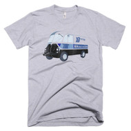 Retro Tastycakes Truck Short Sleeve Mens T-Shirt
