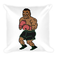 Tyson Punchout Inspired Pillow