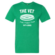 The Vet Retro Mens Heather T-Shirt