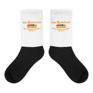 The Spectrum BBB Black foot socks