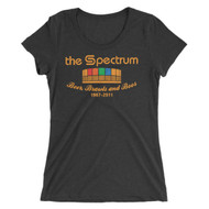 The Spectrum BBB Ladies' short sleeve t-shirt
