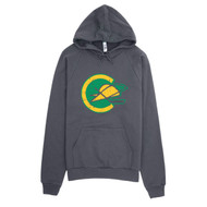 California Golden Seals Hockey Inspired Pullover Hoodie